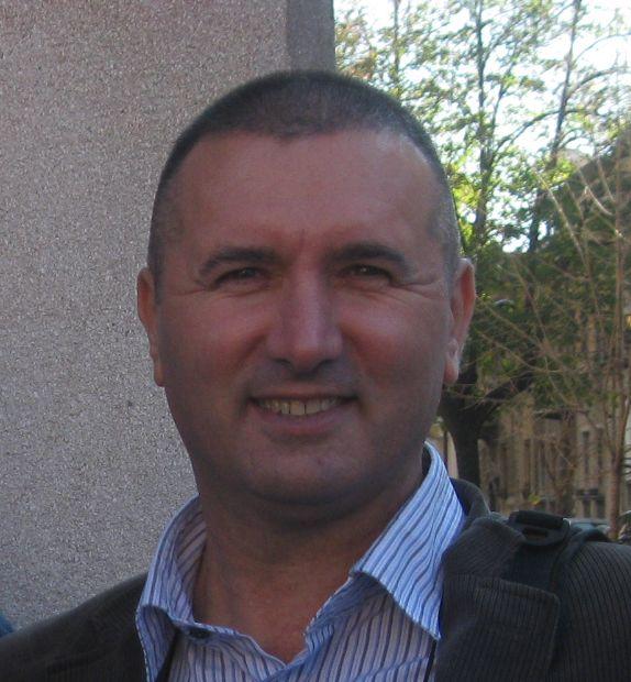 Zamenik predsednika </br> Ratko Patrnogić